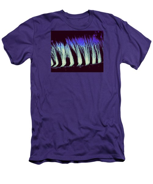 Zebra II Men's T-Shirt (Athletic Fit)