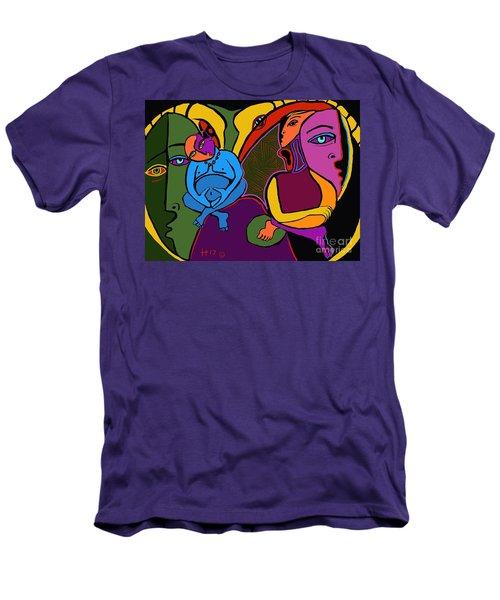 Zen Thoughts Men's T-Shirt (Athletic Fit)