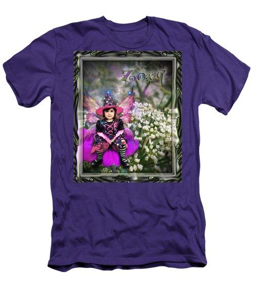Zoey Men's T-Shirt (Slim Fit) by Susan Kinney
