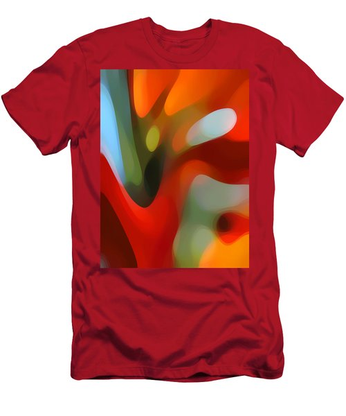 Tree Light 2 Men's T-Shirt (Athletic Fit)