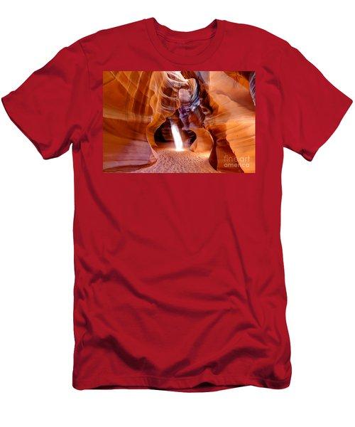 0728 Upper Antelope Canyon - Arizona Men's T-Shirt (Athletic Fit)
