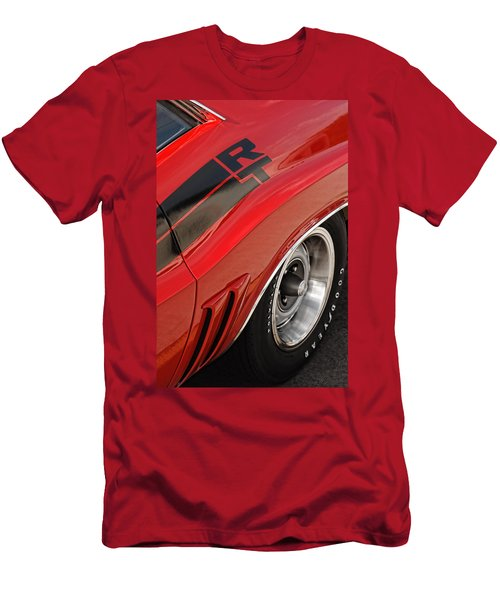 1970 Dodge Challenger R/t Men's T-Shirt (Athletic Fit)