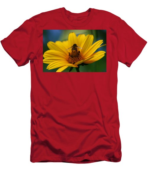 Busy Bee Men's T-Shirt (Athletic Fit)