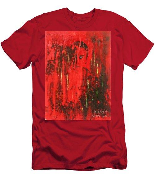 Dantes Inferno Men's T-Shirt (Athletic Fit)