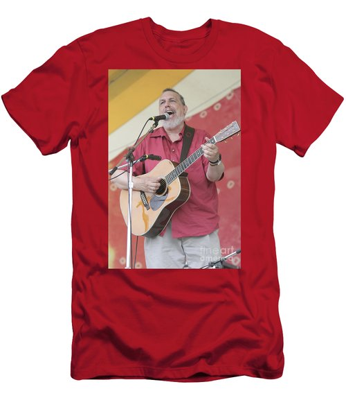 David Bromberg Men's T-Shirt (Athletic Fit)