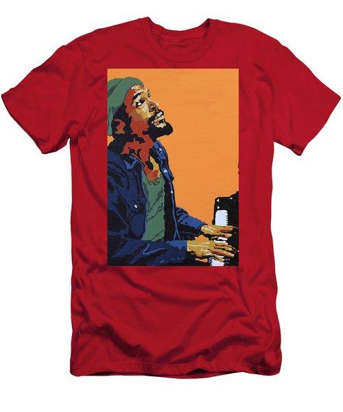 Marvin Gaye Men's T-Shirt (Athletic Fit)