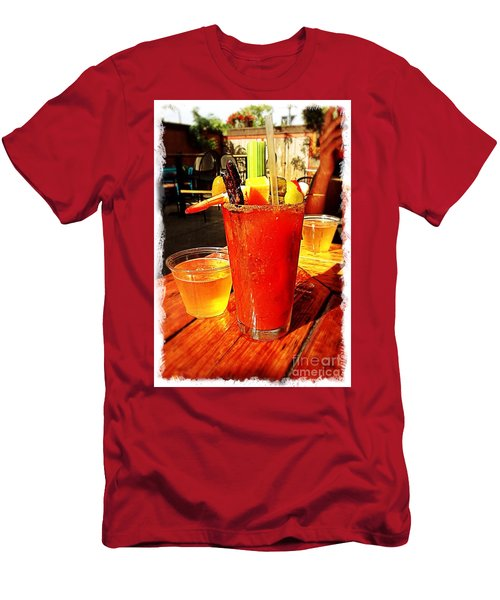 Morning Bloody Men's T-Shirt (Athletic Fit)