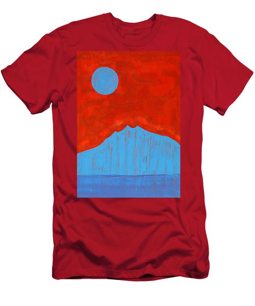 Tres Orejas Original Painting Men's T-Shirt (Athletic Fit)