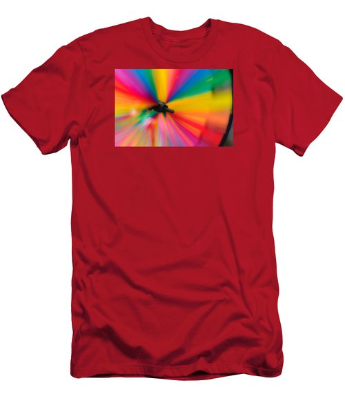 Whirligig Men's T-Shirt (Athletic Fit)