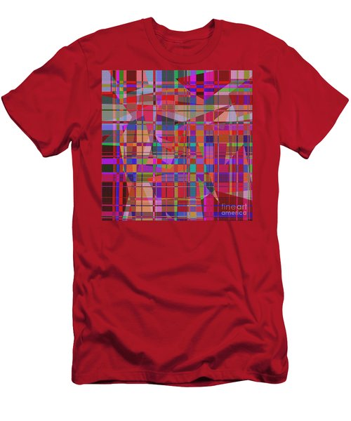 1131 Abstract Thought Men's T-Shirt (Athletic Fit)