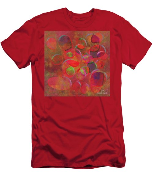 1153 Abstract Thought Men's T-Shirt (Athletic Fit)
