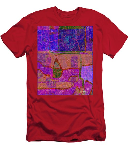 1381 Abstract Thought Men's T-Shirt (Athletic Fit)
