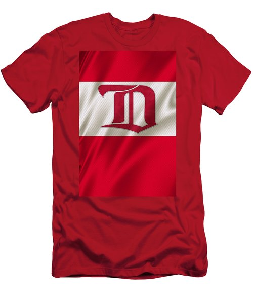Detroit Red Wings Men's T-Shirt (Athletic Fit)