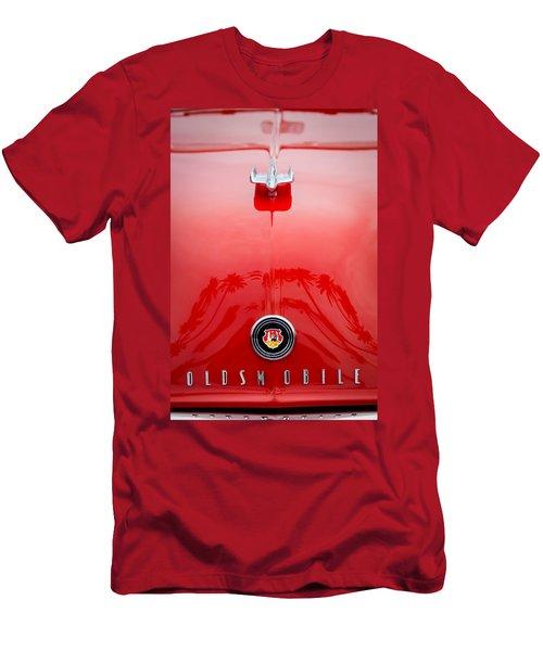 1948 Oldsmobile Hood Ornament - Emblem Men's T-Shirt (Athletic Fit)