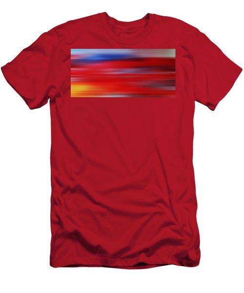Series Mesmerizing Landscapes Men's T-Shirt (Slim Fit) by Sir Josef - Social Critic -  Maha Art