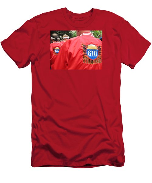 610 Stompers - New Orleans La Men's T-Shirt (Athletic Fit)