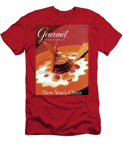 A Gourmet Cover Of Moch Mousse Men's T-Shirt (Athletic Fit)