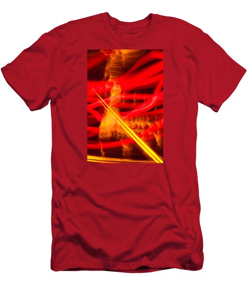 Abstract 18 Men's T-Shirt (Athletic Fit)