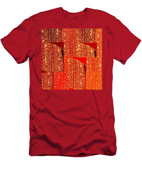 Abstract Fusion 228 Men's T-Shirt (Athletic Fit)