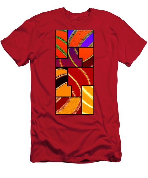 Abstract Fusion 232 Men's T-Shirt (Athletic Fit)