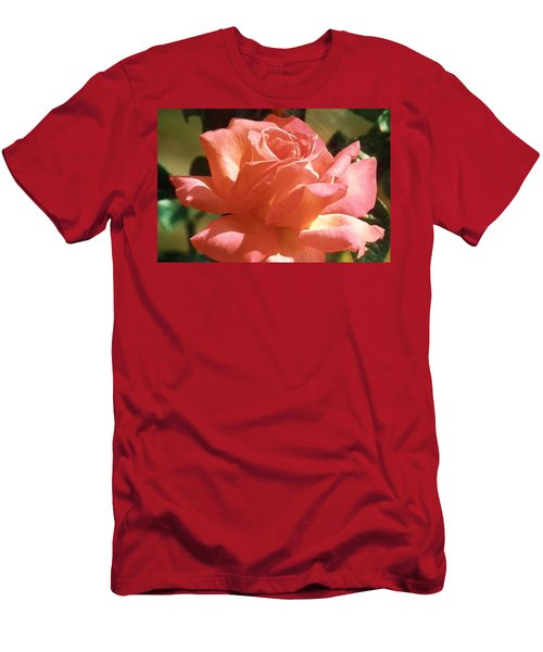 Men's T-Shirt (Slim Fit) featuring the photograph Afternoon Delight by Belinda Lee