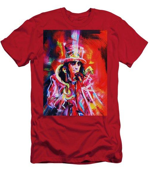 Alice Cooper. The Legend Men's T-Shirt (Athletic Fit)