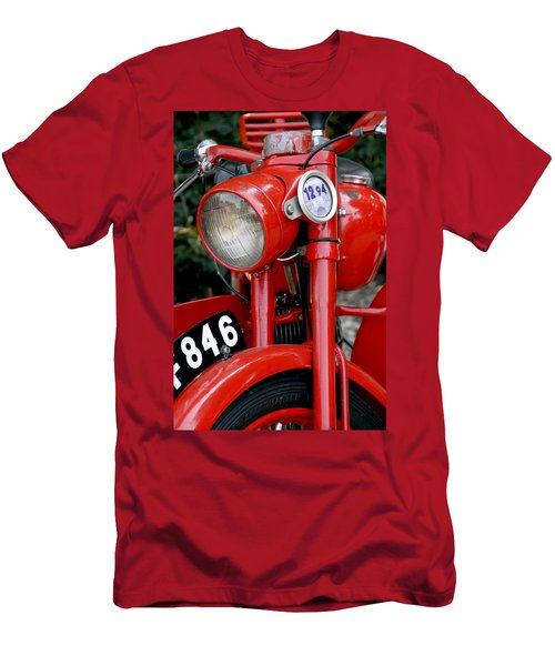 All Original English Motorcycle Men's T-Shirt (Athletic Fit)