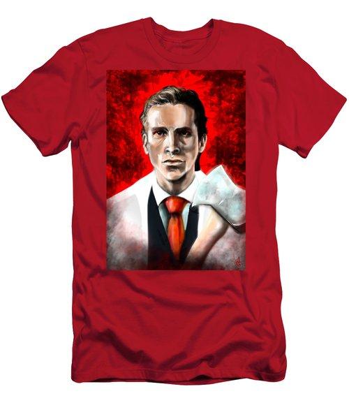 American Psycho Men's T-Shirt (Athletic Fit)