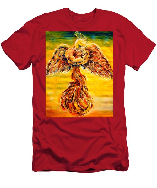 An Angels Love Men's T-Shirt (Athletic Fit)