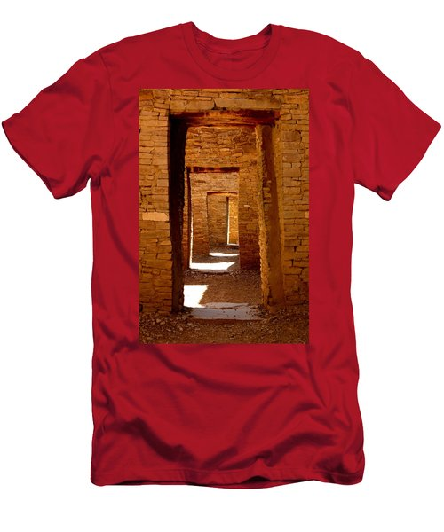 Ancient Galleries Men's T-Shirt (Athletic Fit)