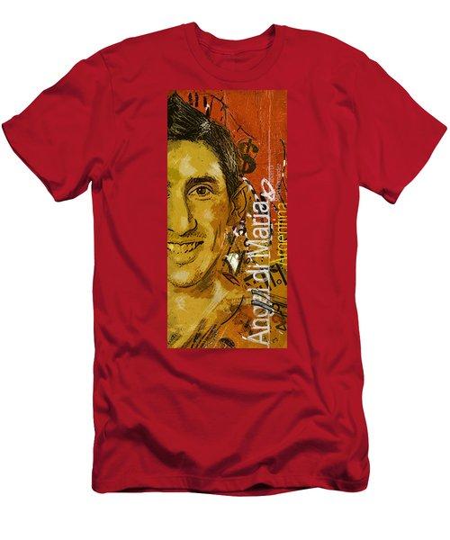 Angel Di Maria - B Men's T-Shirt (Athletic Fit)