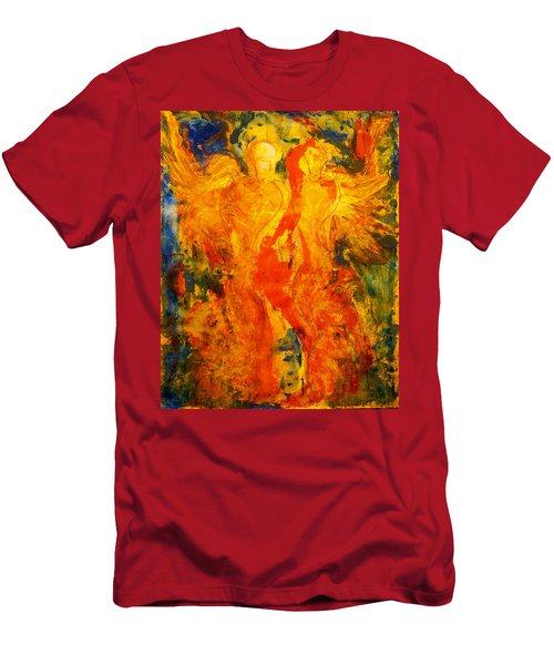 Angels Of Passion Men's T-Shirt (Athletic Fit)