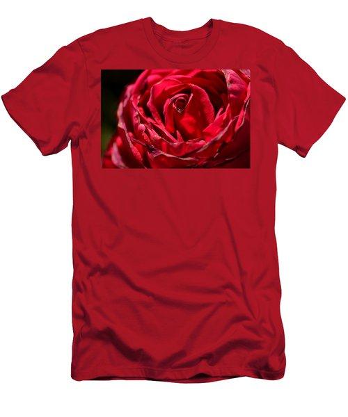 Arizona Rose I Men's T-Shirt (Athletic Fit)