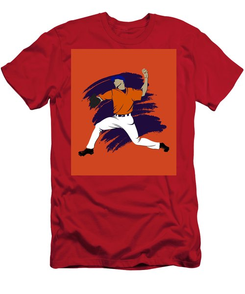 Astros Shadow Player3 Men's T-Shirt (Athletic Fit)