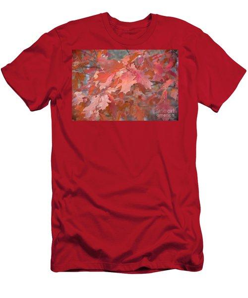 Autumn Paintbrush Men's T-Shirt (Athletic Fit)