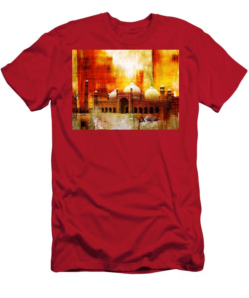 Badshahi Mosque Or The Royal Mosque Men's T-Shirt (Athletic Fit)