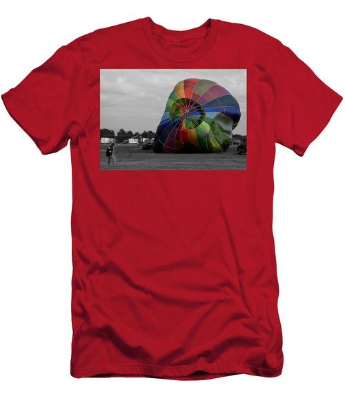 Balloon Fun Men's T-Shirt (Athletic Fit)