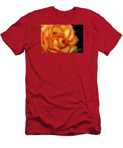 Beauty Unfolds Men's T-Shirt (Slim Fit)