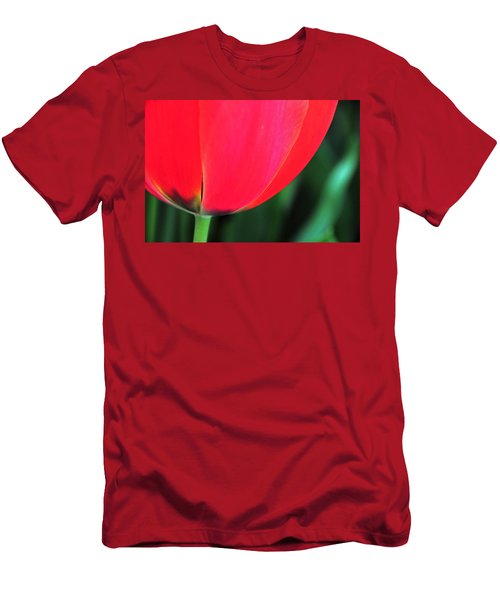 Men's T-Shirt (Slim Fit) featuring the photograph Beneath by Mike Martin