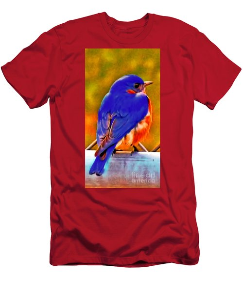 Blue Beauty 2013 Men's T-Shirt (Athletic Fit)