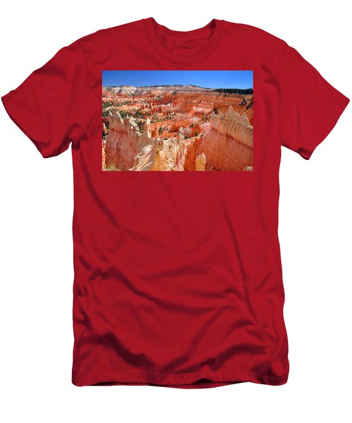Bryce Canyon Utah Men's T-Shirt (Athletic Fit)