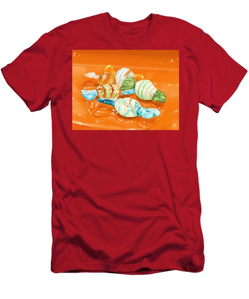 Candy Men's T-Shirt (Athletic Fit)