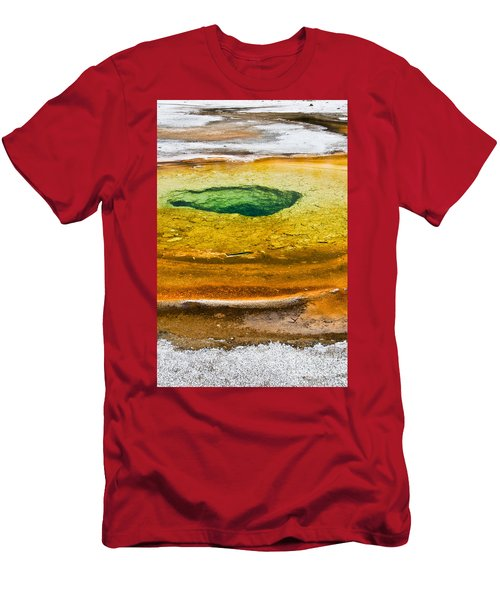 Chromatic Pool Vertical Men's T-Shirt (Athletic Fit)