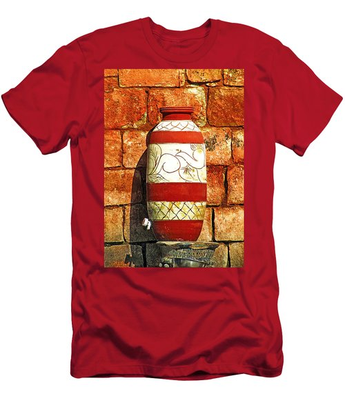 Clay Art Men's T-Shirt (Athletic Fit)