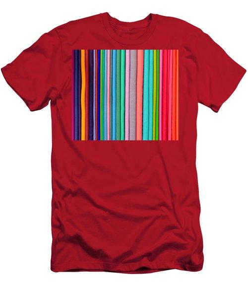 Colorful Pashminas Men's T-Shirt (Athletic Fit)