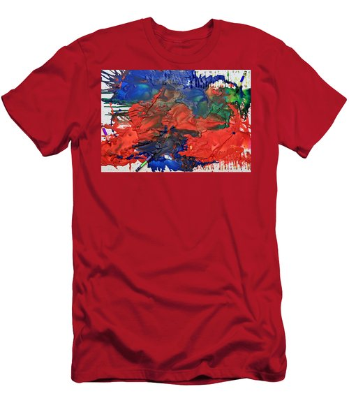 Coloring Book Men's T-Shirt (Athletic Fit)
