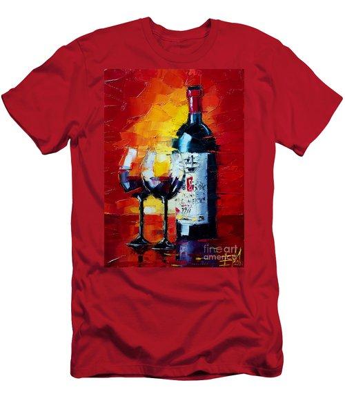 Conviviality Men's T-Shirt (Athletic Fit)