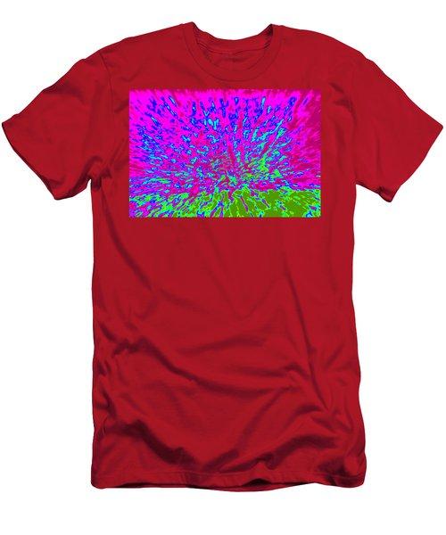 Cosmic Series 014 Men's T-Shirt (Athletic Fit)