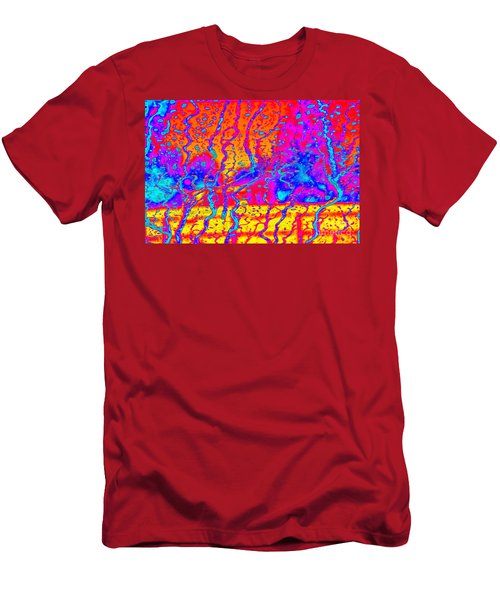 Cosmic Series 018 Men's T-Shirt (Athletic Fit)