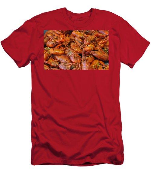 Crawfish Boil Men's T-Shirt (Athletic Fit)